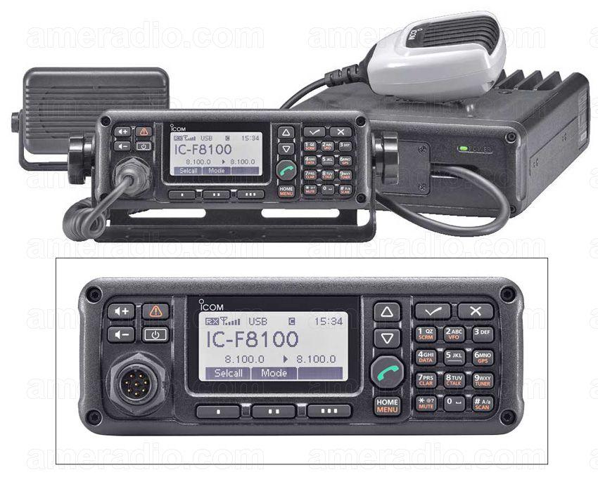 Icom IC-F8100 02