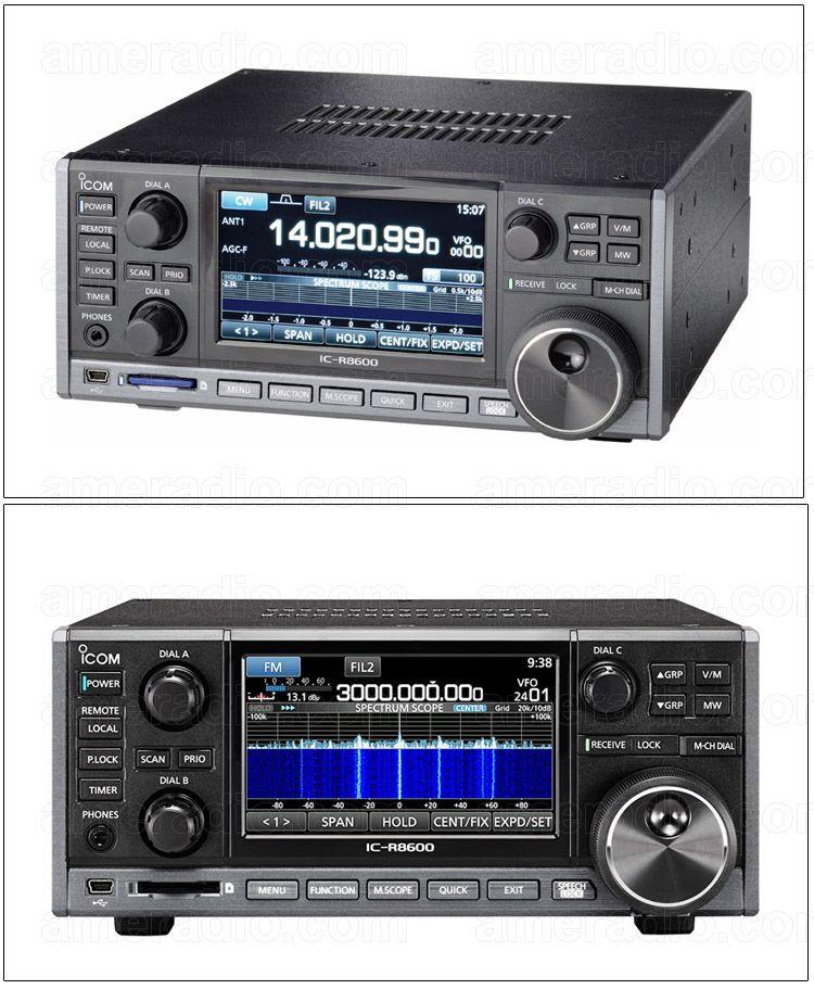 Icom R8600 04