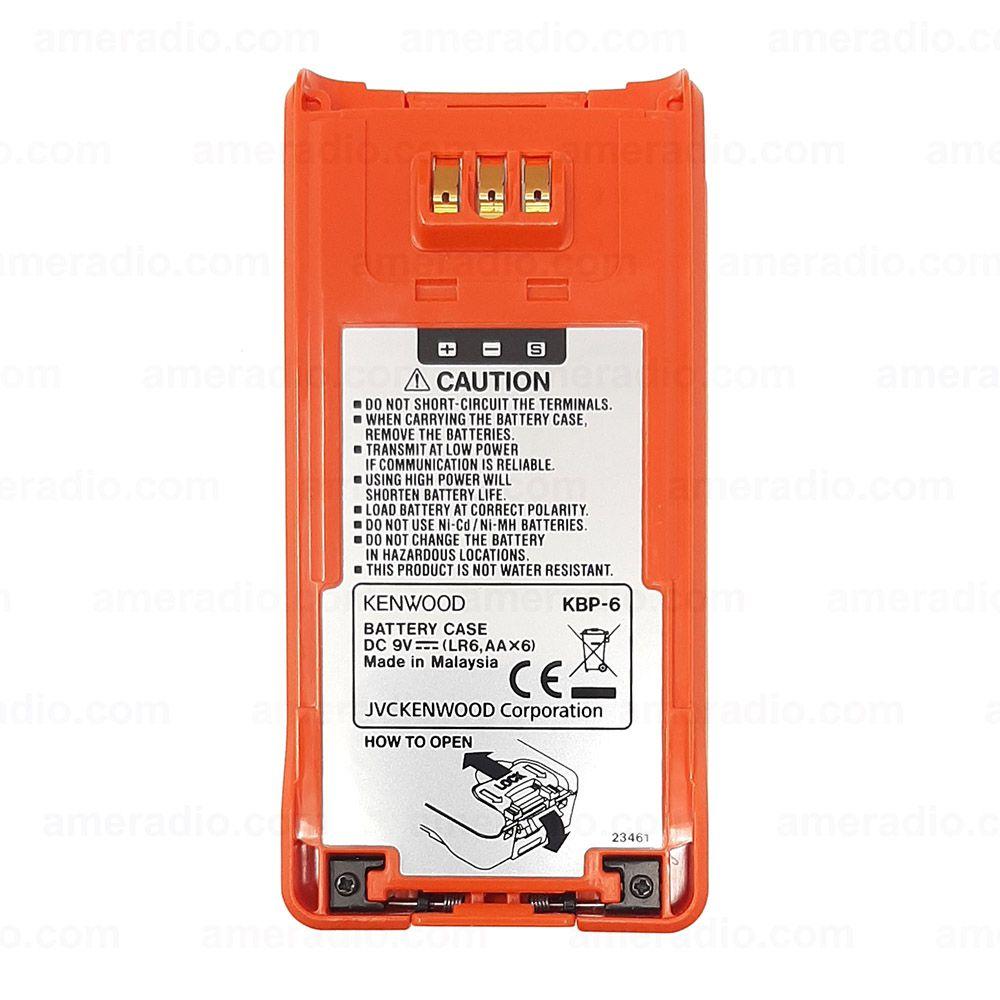 AAx6 AA x 6 porte-batterie Pack de 10