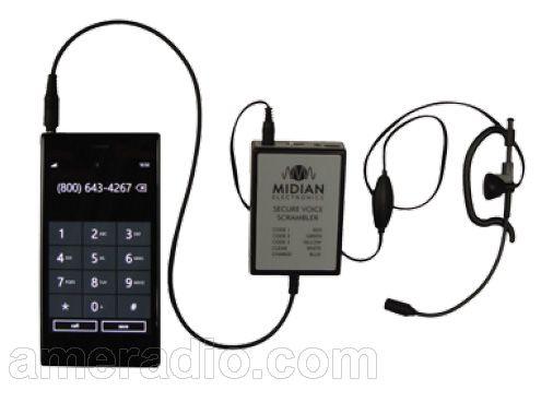 buy midian electronics vs 1200 sc1 frequency domain tactical levelmidian electronics vs 1200 sc1 frequency domain tactical level voice scrambler for cellular phones
