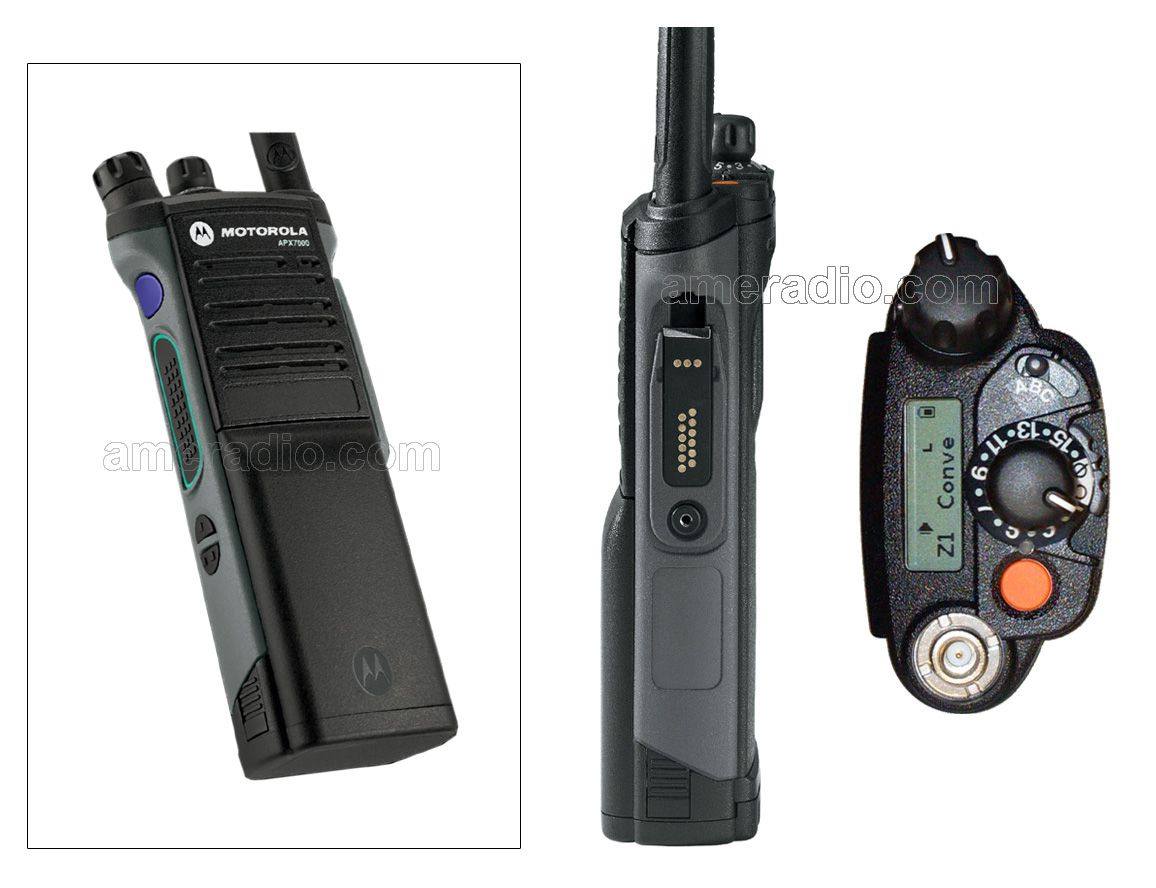 Radio holder motorola apx 6000 - Motorola Apx7000 Astro 25 Digital 2 In 1 Portable Radio Dual Microphones Top Display Superior Audio Quality Integrated Gps Reciever