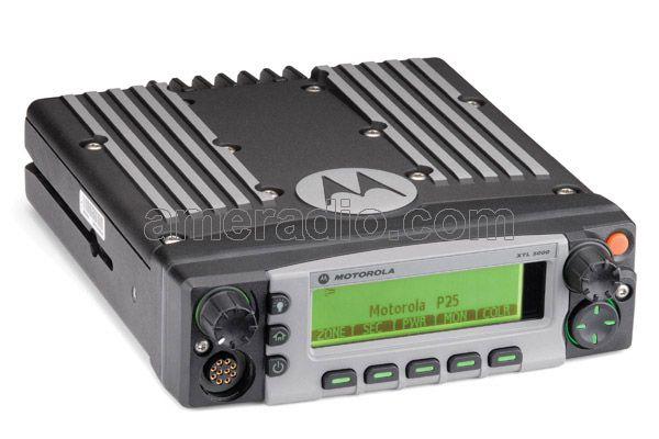 Handys & Kommunikation Motorola Xtl5000 Vhf Astro P25 Mobile Radio 110w