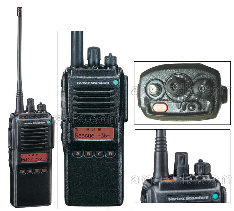 Motorola (Vertex) VX-924E-B4-5 AS1 EU